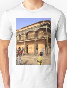 a historic Senegal landscape T-Shirt