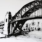 Harbour Bridge by Irma Calabrese