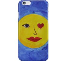 Sara Moon I iPhone Case/Skin