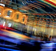 Spinning by Angela King-Jones