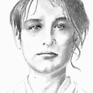 Camille Claudel ( 2nd version) by Sandrine Pelissier