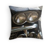 vintage cool Throw Pillow