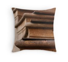 the ascent Throw Pillow