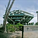 Geisel Library - San Diego, California - © 2003 featured by Jack McCabe