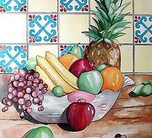 Fruit Bowl by kandyce
