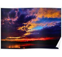 Sunset 6/6 Poster