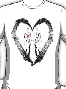 Skeleton Love T-Shirt