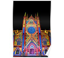 St Mary's Cathedral ~ Smart Light Poster