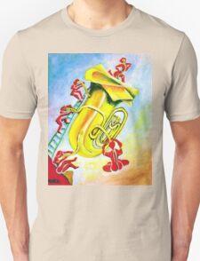 PLAYFUL TUBA T-Shirt