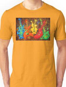 FIVE GUITARS Unisex T-Shirt