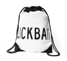 YOU'RE MY CLICKBAIT Drawstring Bag