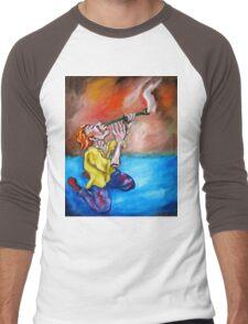 SMOKIN' JAZZ Men's Baseball ¾ T-Shirt