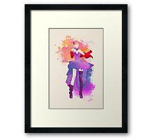Sheryl Nome, Macross Art Print Framed Print