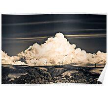 Wind Farm | Palmerston North Poster