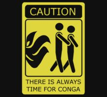 Conga Time by Octochimp Designs