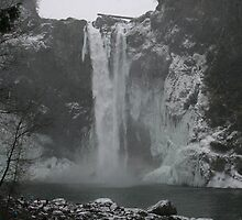 Snoqualmie falls by skreklow