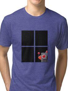 Peeping Tin Tom Tri-blend T-Shirt