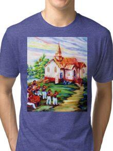 REPAINT Tri-blend T-Shirt