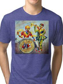 THE BEAT Tri-blend T-Shirt