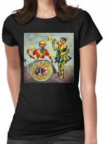 THE BEAT Womens Fitted T-Shirt