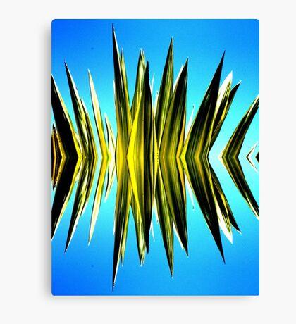 Palm Spike Canvas Print