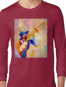 SACKBUT Long Sleeve T-Shirt