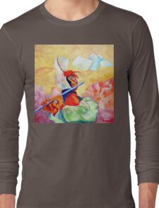 WHISTLING IN THE WIND Long Sleeve T-Shirt
