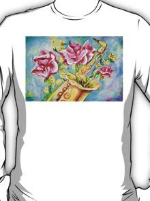 BLOOMING SAX T-Shirt