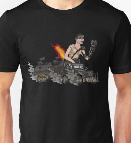 Mad Max Fury Road - Furiosa Unisex T-Shirt
