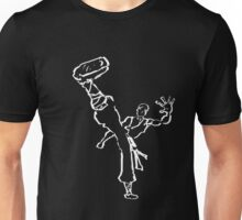 Kick White T-Shirt