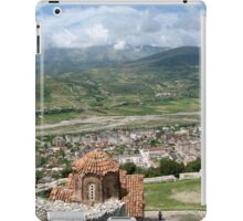 a vast Albania landscape iPad Case/Skin
