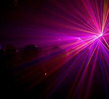 the way i'm disco dancing II by Peter Leslie