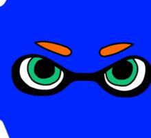Splatoon - Ink Splat Inkling Eyes Sticker