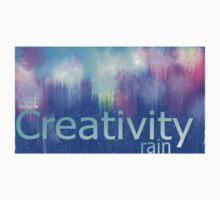 Creative Rain (Blue) Kids Clothes
