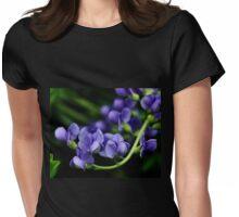 Indigo Blues Womens Fitted T-Shirt