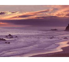 Glasshouse rocks South coast Narooma by Photo Galleria  Australia