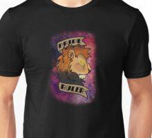 Pride Ruler- Lion Space Design Unisex T-Shirt