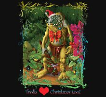 Trolls Love Christmas too T-Shirt