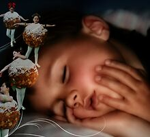Visions of sugarplums by Ivy Izzard