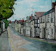 North Street Winchcombe Gloucestershire by doatley