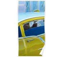 Taxi Cuba Poster