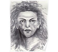 Retrato de Luisa Poster