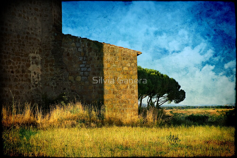 Ancient church - Italy by Silvia Ganora