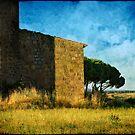Ancient church - Italy by Silvia Ganora
