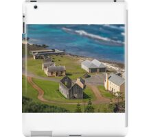Norfolk Is. View To Historic Kingston iPad Case/Skin