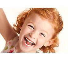 Joy! Photographic Print