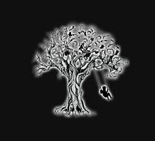 Tree Swing (Child's Play) - Dark Background Hoodie