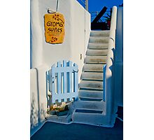 Santorini #4 Photographic Print