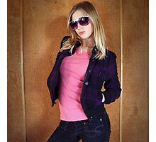 Stunna shades Photographic Print