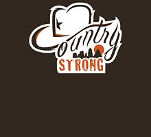Country Strong Dark Designs Unisex T-Shirt